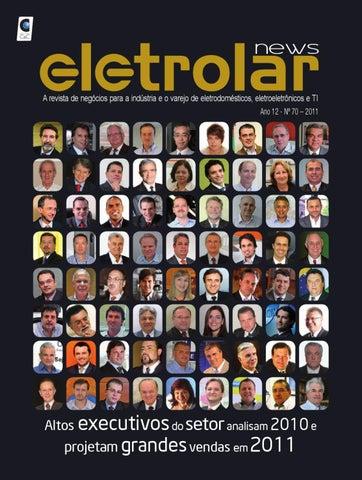 Revista Eletrolar News - Ed 70 by Grupo Eletrolar - issuu 87155a8618