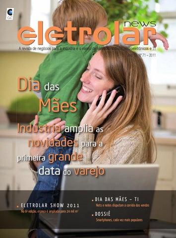 51088faad Revista Eletrolar News - Ed 71 by Grupo Eletrolar - issuu