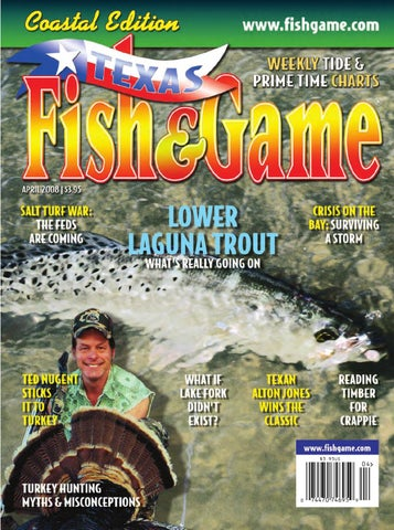 April 2008 By Texas Fish Game Issuu