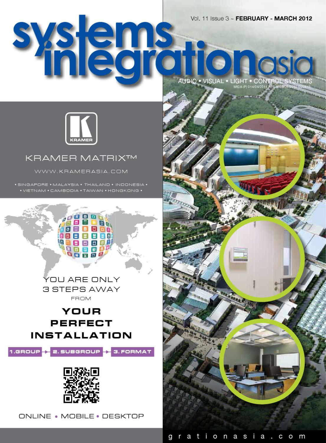 Systems Integration Asia February   March 2012 by Spinworkz Pte Ltd ... 734eefe9f72