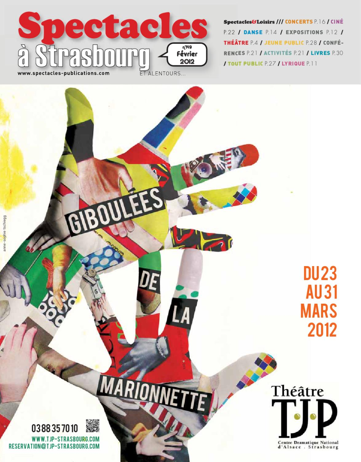 the best attitude adbad 258fd  strasbourg-02-2012 by SPECTACLES PUBLICATIONS - issuu