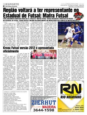 Jornal do Povo - Edição 500 - Dia 27 de Janeiro de 2012 by Jornal do ... f4b24c3f7bce3