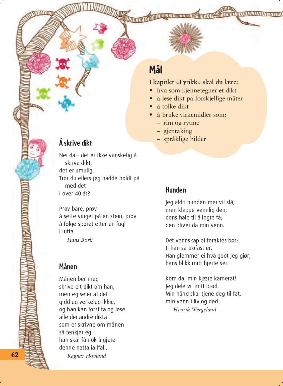 Et dikt om hva som er familie