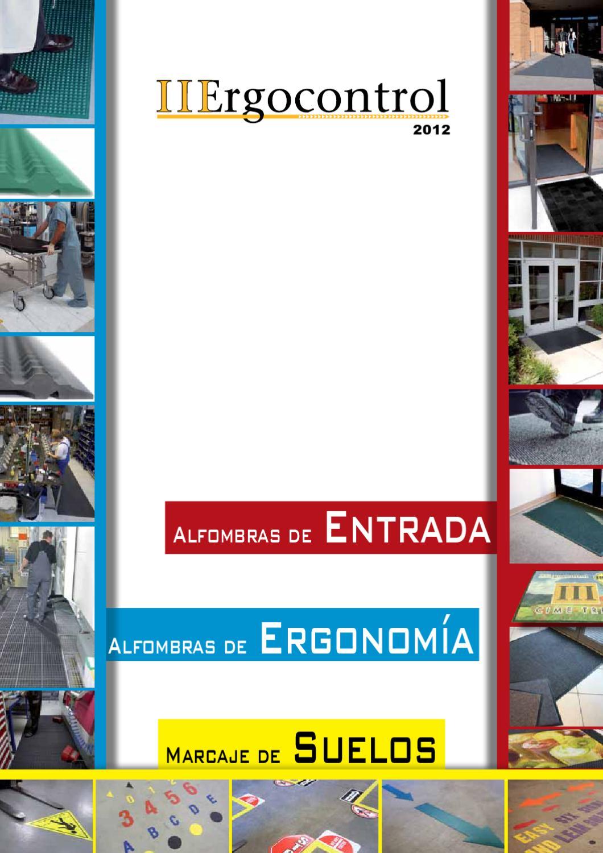 Catalogo de Alfombras 2012 by ergo control - Issuu