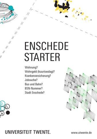Enschede Starter by University of Twente - issuu