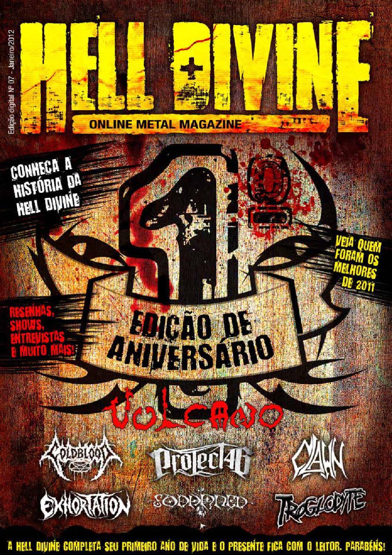7220c6d8cf35e Hell Divine - Janeiro - 2012 - Nº07 by Hell Divine - issuu