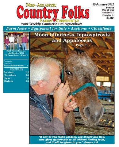 Country Folks Mid-Atlantic 1 30 12 by Lee Publications - issuu