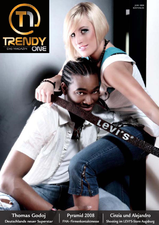 TRENDYone | Das Magazin Juni 2008 by ad can do GmbH & Co