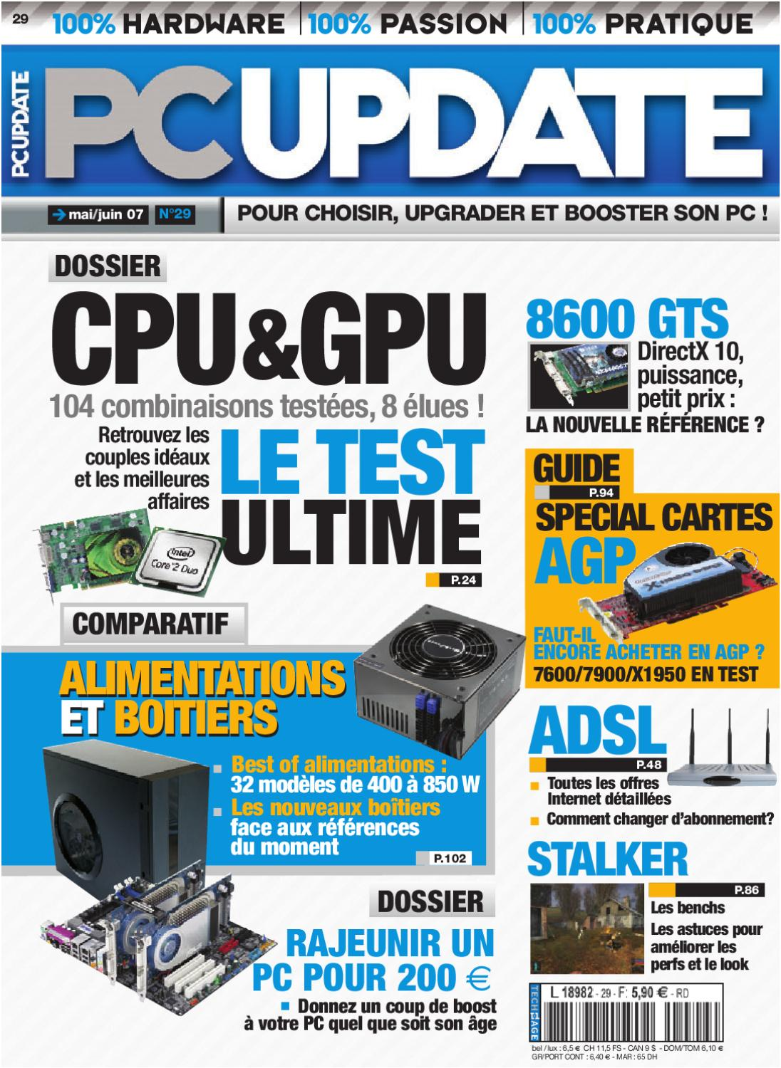 Pc Update 29 By Hardware Mag Issuu Vga Pci 256 Mb Ddr2 8400gs 8300gs
