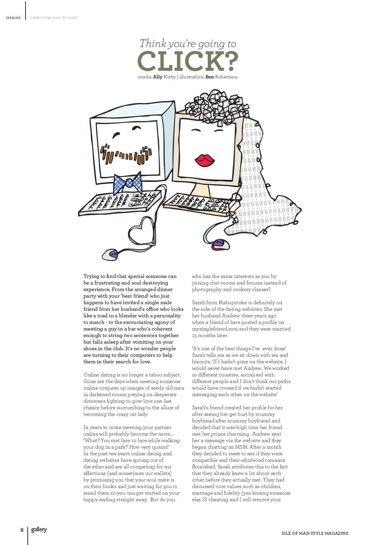Dating websites isle of man