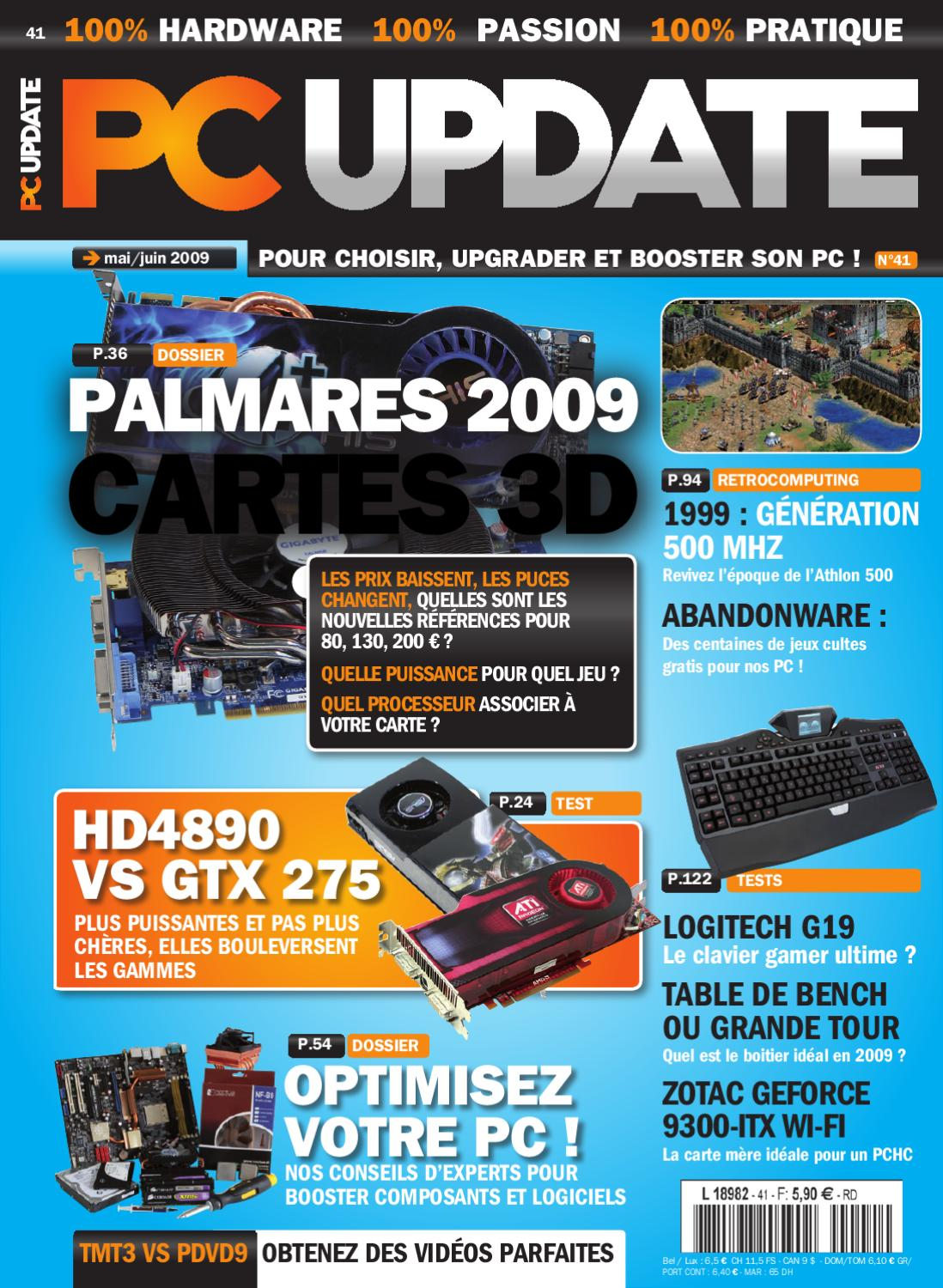 ab70256b73b887 PC Update 41 by PC Update   Hardware Mag - issuu