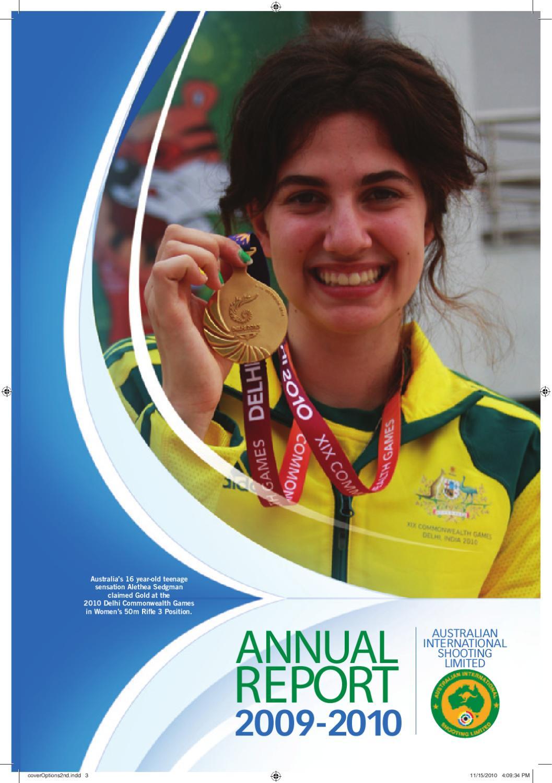 Aisl Shooting aisl annual report 2009-10shooting australia - issuu