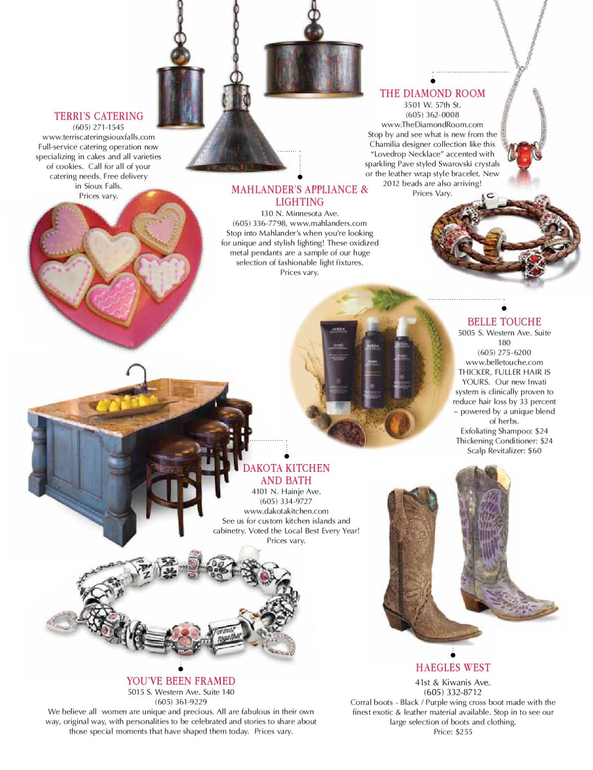 Sioux Falls Woman Magazine • February/March 2012 by Sioux Falls ...