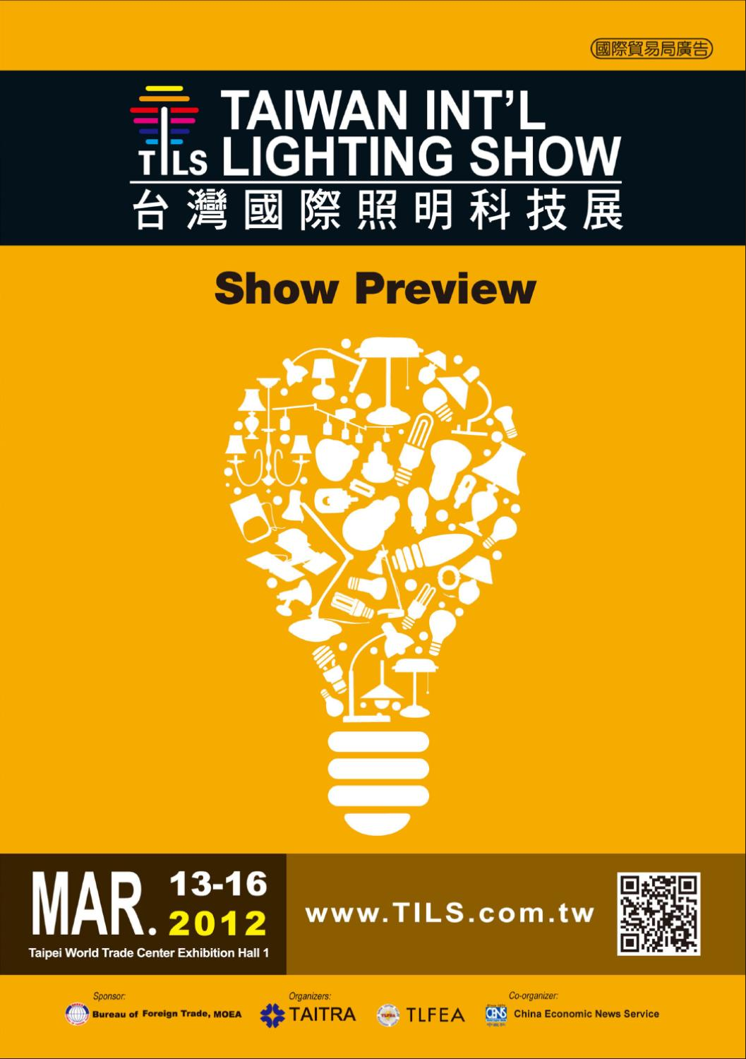 2012 Taiwan Intl Lighting Show By Taitra Issuu Powertronix Inductor