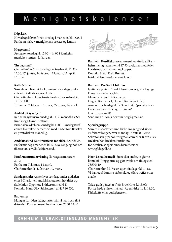7da924b9 Min kirke nr.4/11. by Vårt Land - issuu