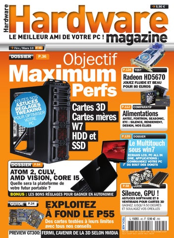 c6ddd09be7ed9 Hardware mag 45 by PC Update   Hardware Mag - issuu