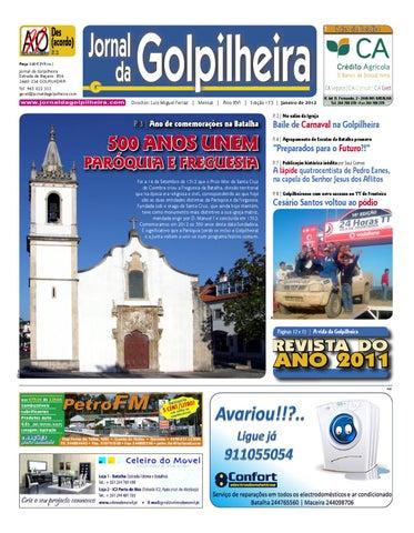 74f9ce050 1201 Jornal da Golpilheira Janeiro 2012 by Jornal da Golpilheira - issuu