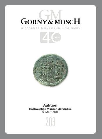 Bogenle Kupfer gorny mosch auktionskatalog 203 by gorny mosch giessener