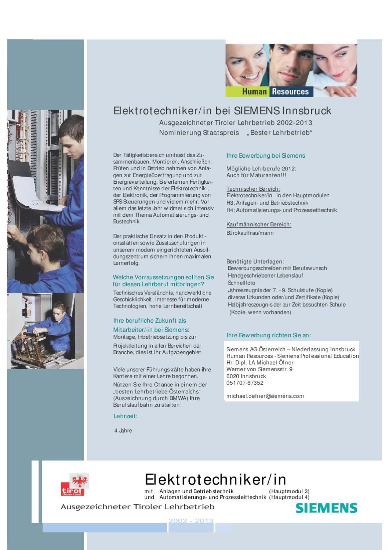 Siemens Burokauffrau Mann Lehrlinge By Manuel