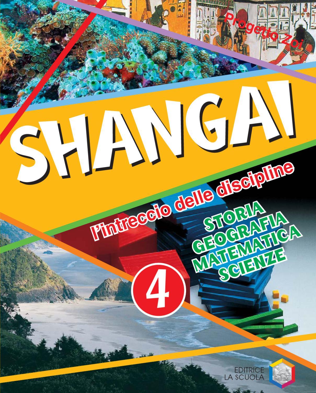 Shangai 4 Letture Riflessione Linguistica Matematica Scienze