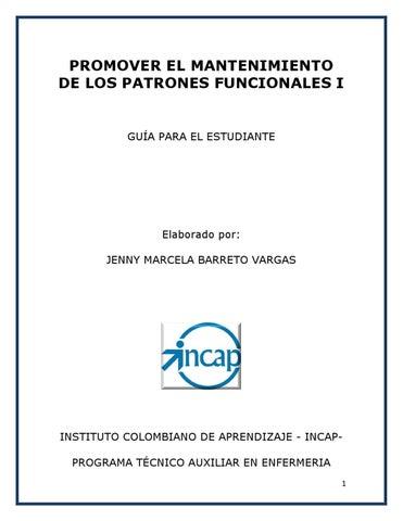 PATRONES FUNCIONALES by JENNY BARRETO - issuu
