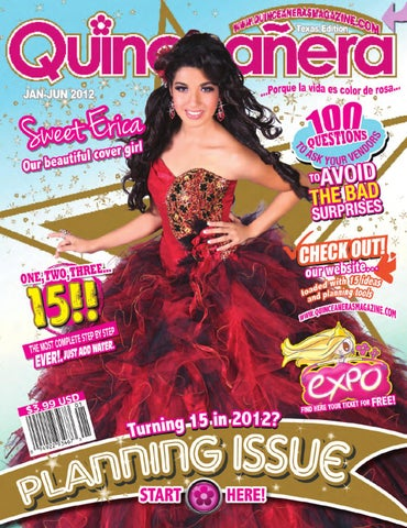e6bbac15e Texas Quinceaneras Magazine 2012-1 by Texas Quinceaneras Magazine ...