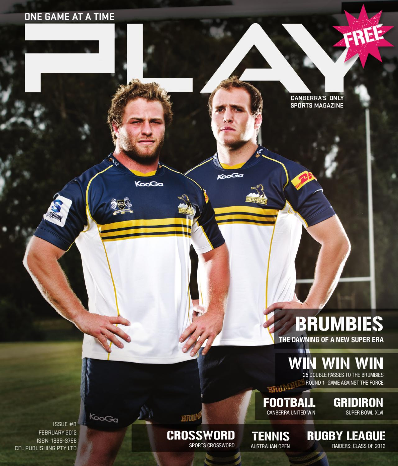 060cb08644b PLAY Magazine Issue #8 by Play Canberra - issuu