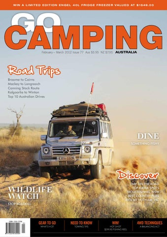 Go Camping Australia By Vink Publishing