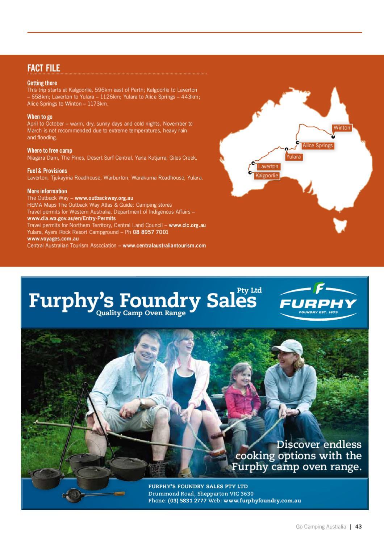Go Camping Australia by Vink Publishing - issuu