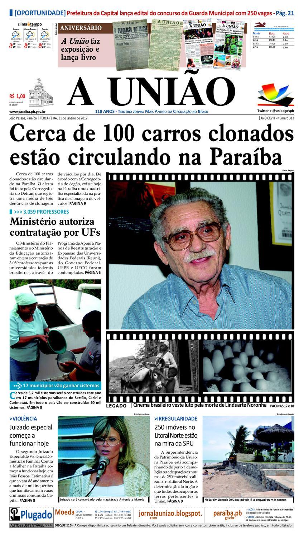 969d5866523 Jornal A UNIÃO by Jornal A União - issuu