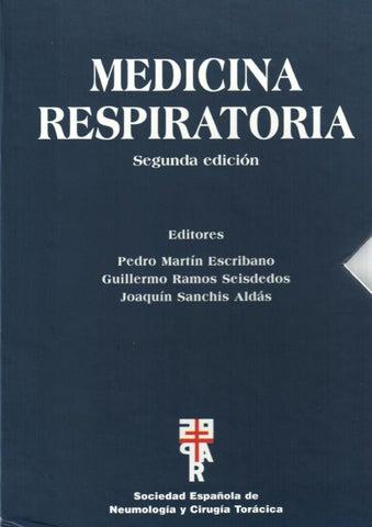 Manual de Medicina Respiratoria. Parte 2. Sección II.23 a VI by ... b56e80fafa