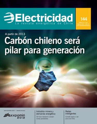 Los Fututos Destinos Del Carbn Chileno By Editecrevista
