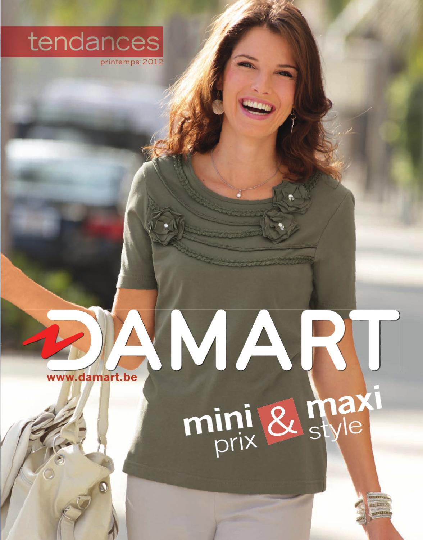 DAMART - Tendances - Février 2012 by Damart - issuu 9c86ae894c8b
