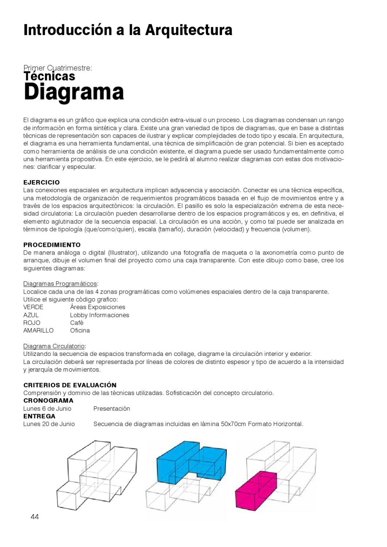 Introducción a la Arquitectura 2011 by Juan Rois - issuu