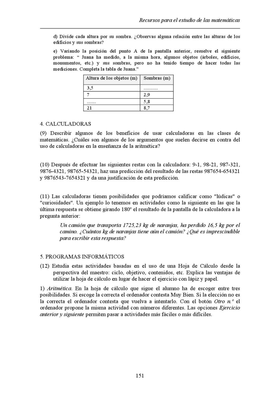 Didáctica de las matemáticas para maestros by Hilda Méndez Aranda ...