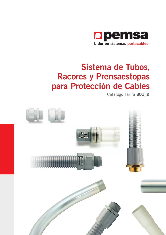 Tarifa tubos pemsa 2012 by arme issuu - Tubos para cables ...