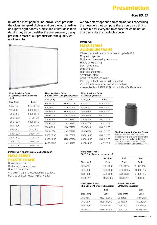 2012_Bi-office catalog by Bi-silque visual communication