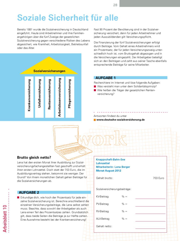 Berufschancen by Zeitbild Verlag - issuu