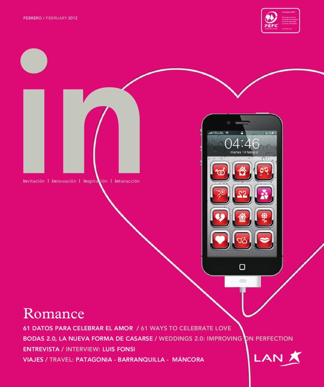 In Magazine Febrero / February 2012 by Spafax - issuu