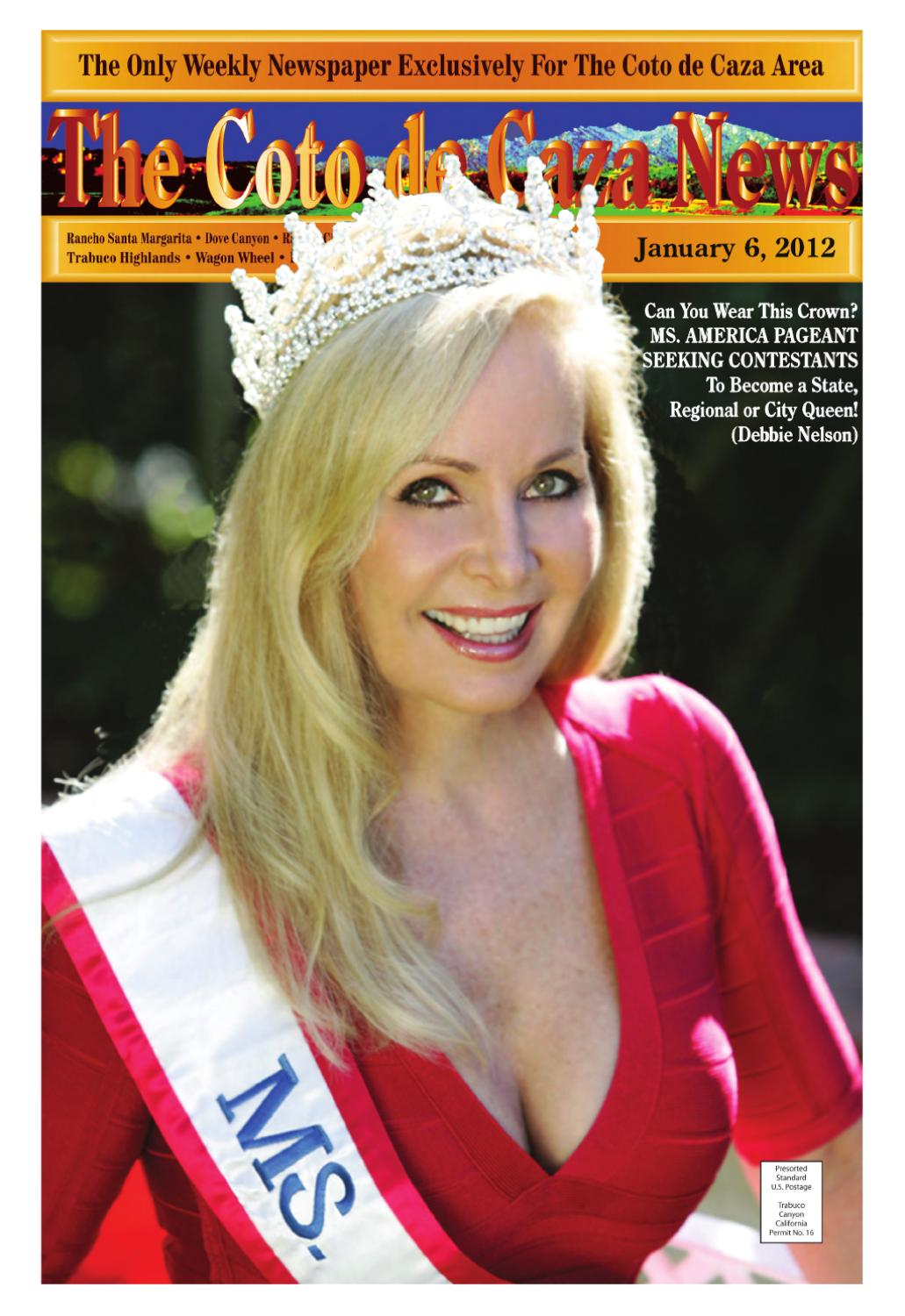 Coto de Caza News 1-6-12 by Mission Viejo News Group - issuu