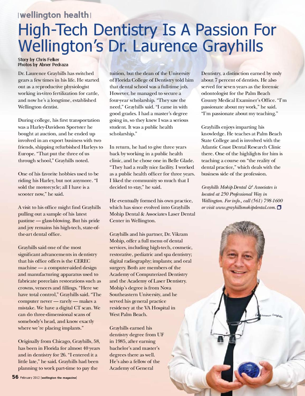Wellington The Magazine February 2012 by Wellington The