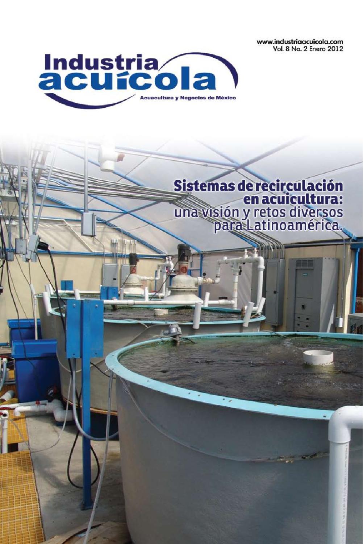 Industria acu cola vol 8 2 by aqua negocios sa de cv issuu for Engorda de tilapia en estanques rusticos