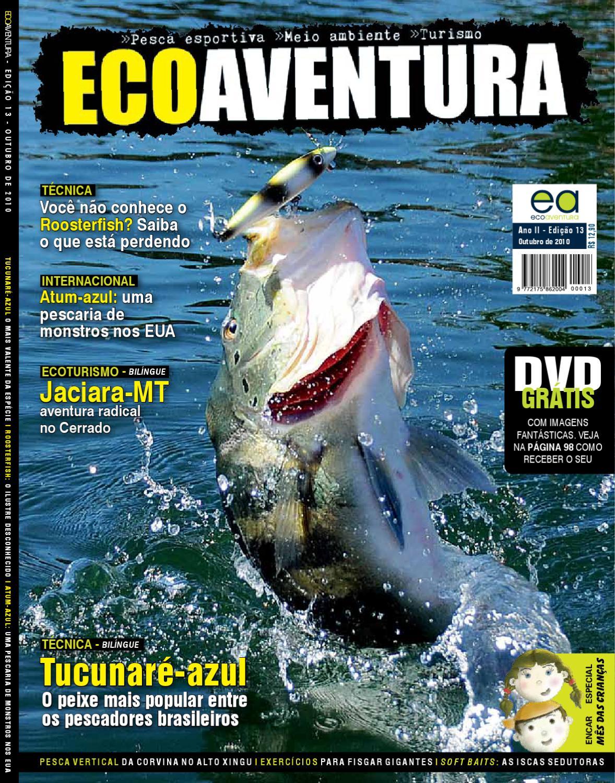 380a5e9810 Revista ecoaventura edição 13 by Editora ECOAVENTURA - issuu