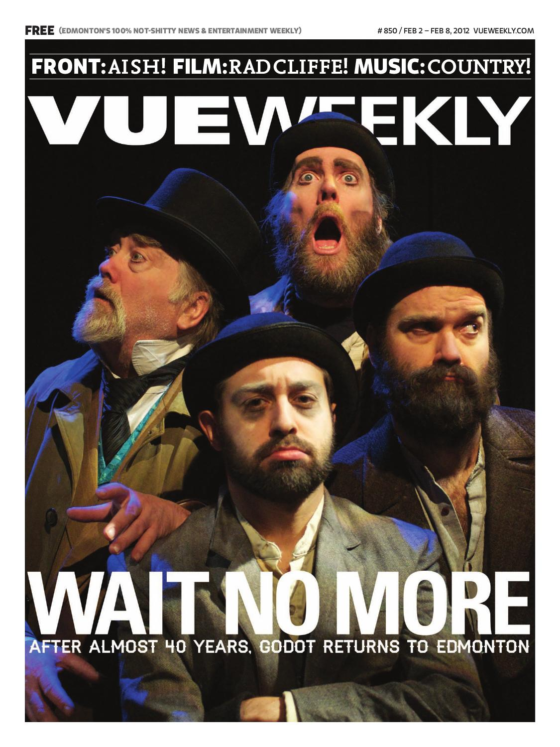 Vue weekly 850 feb2 8 2012 by vue weekly issuu fandeluxe Image collections