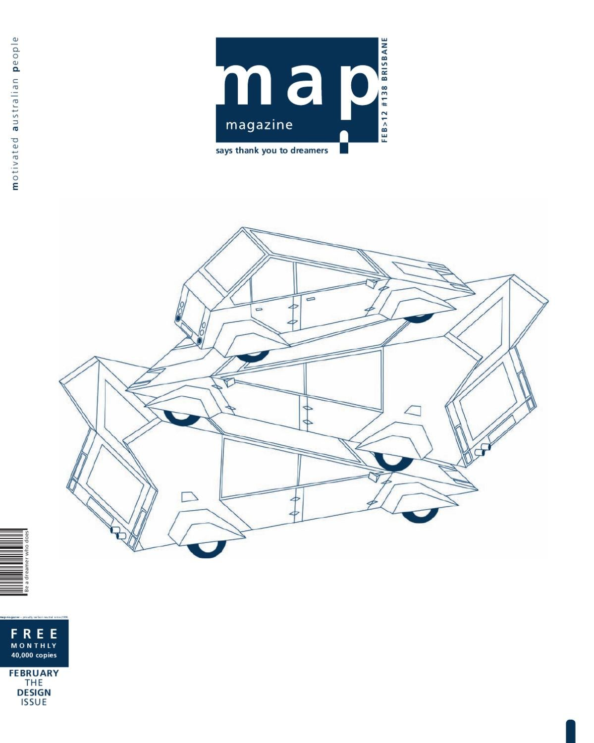 Map Magazine Issue 138 By Issuu Wizard Wiring Melbourne