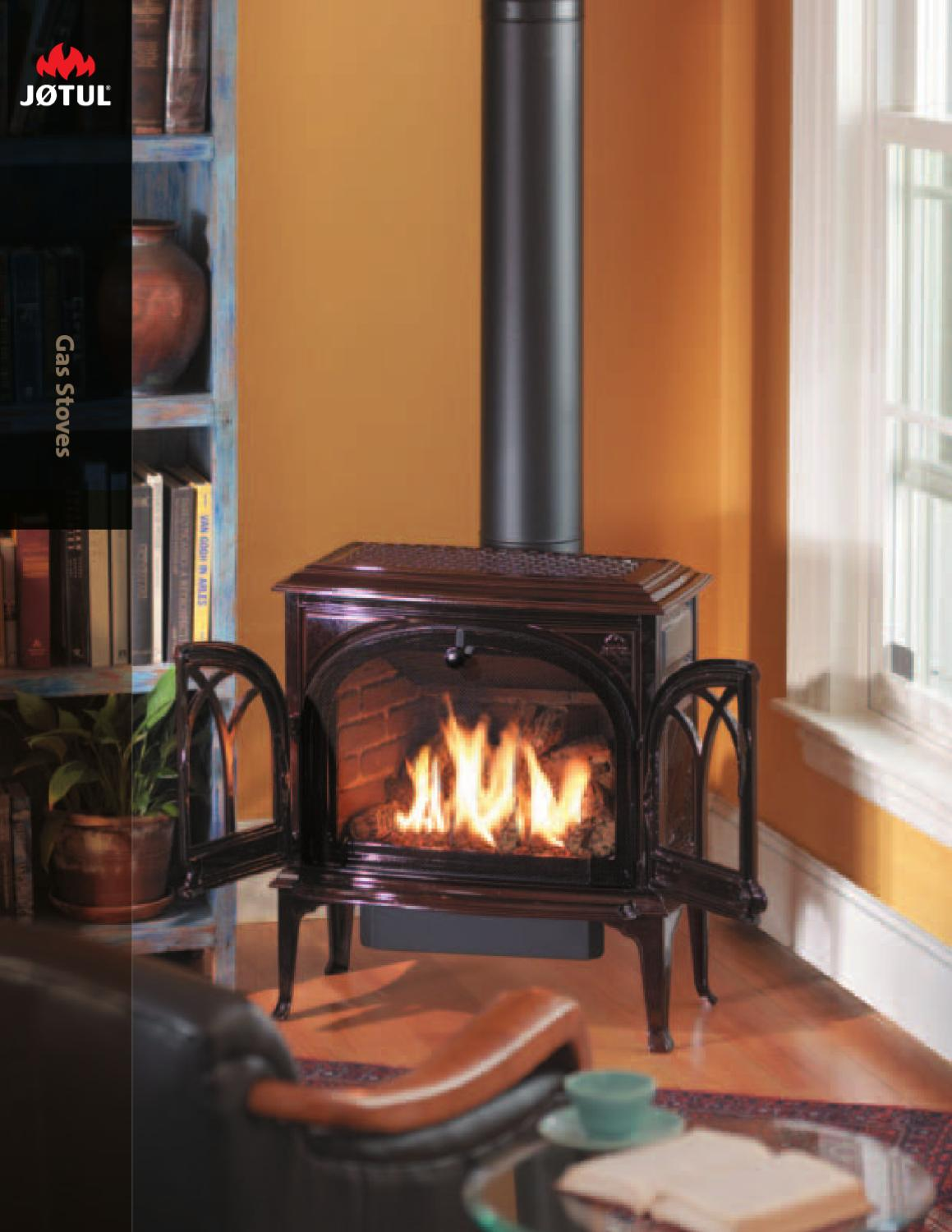 Jotul Vented Stoves By Smoke Fire Issuu