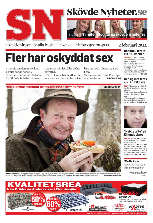 Skovde Nyheter 20120202 by Skövde Nyheter - issuu 315f3a9451507