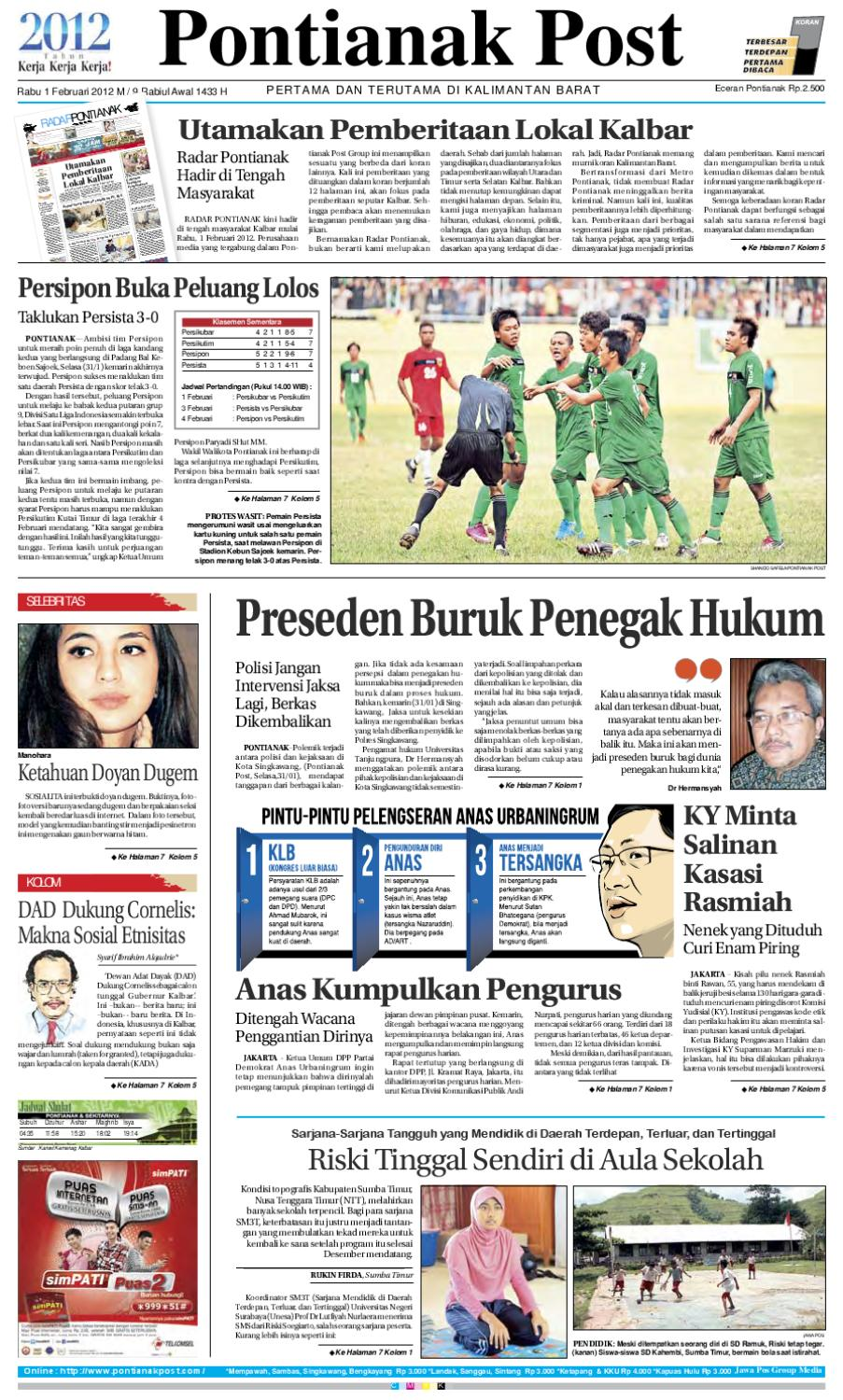 Pontianak Post by Pontianak Post - issuu e86424bc33