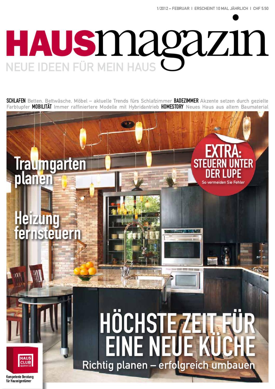 Ziemlich Wesentliches Küche Badezimmer Schlafzimmer Magazin Februar ...