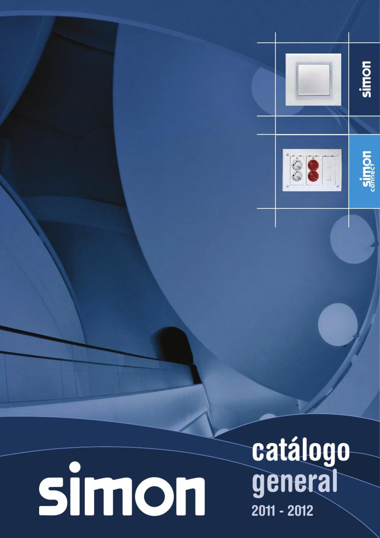 Simon Connect Catálogo 2011-2012.pdf_MINI by Pablo Formoso ... - photo#33